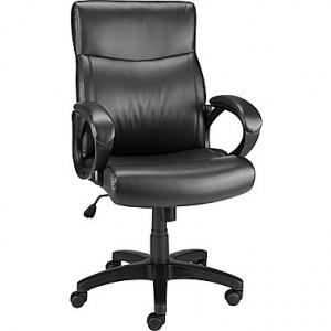 Staples Lewston Chair Black