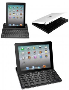 Bestek 3 in 1 Bluetooth iOS, Android, PC Keyboard Sale