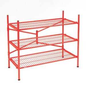 Cosco Stackable 3-Shelf Folding Storage Unit Sale