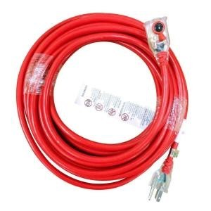Red Husky 40ft extension cord