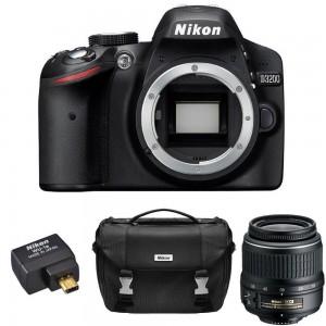 picture of Nikon D3200 DSLR Camera 18-55 Kit Sale