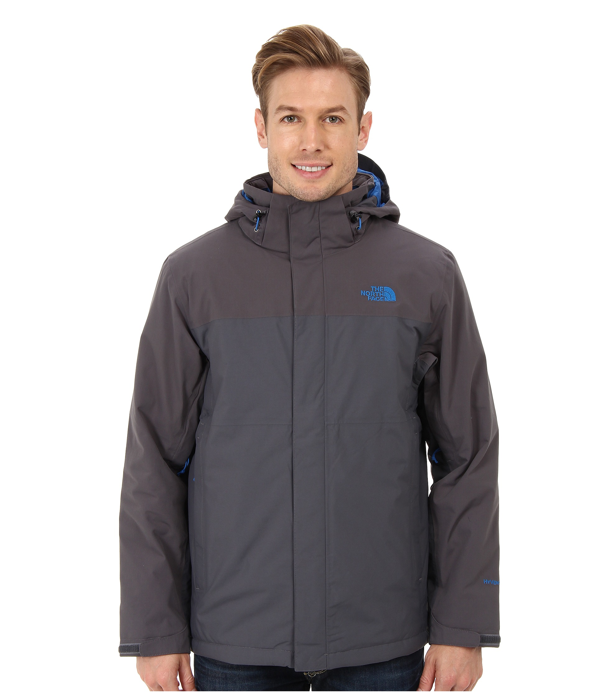 North Face Inlux Insulated Jacket Sale $72.00 - BuyVia
