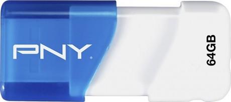 picture of PNY Turbo Plus 64GB USB 3.0 Flash Drive Sale