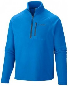 Columbia Fast Trek II Fleece Half-Zip Jacket