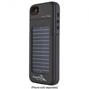 EnerPlex Surfr Battery & Solar Powered Case iPhone 55S Sale
