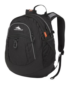 High Sierra Fatboy Backpack, Black sale