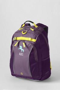 Solid ClassMate Medium Backpack