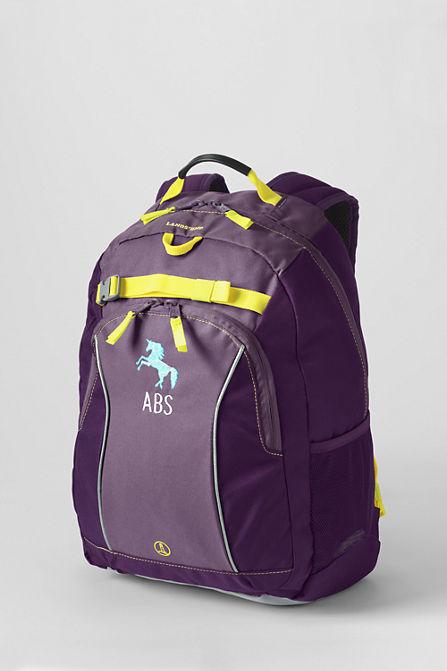 lands u0026 39  end 50  off classmate monogrammed backpacks