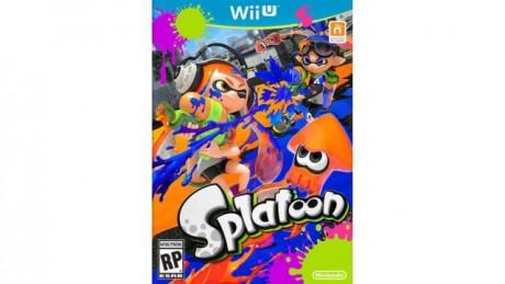 picture of Splatoon Wii U Sale