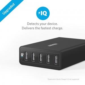 Anker PowerPort 5 port USB Charger Sale