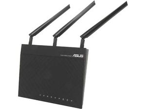 picture of ASUS RT-N66R Dual-Band Wireless-N900 Gigabit Router Sale