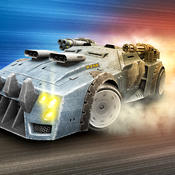 picture of Free iTunes Game App Sale: Battle Riders