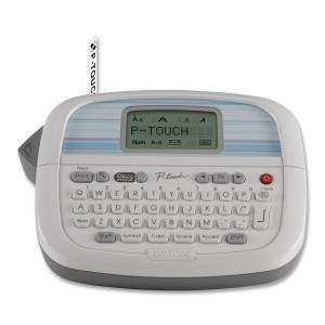 Brother P-touch PT-90 Label Maker Sale