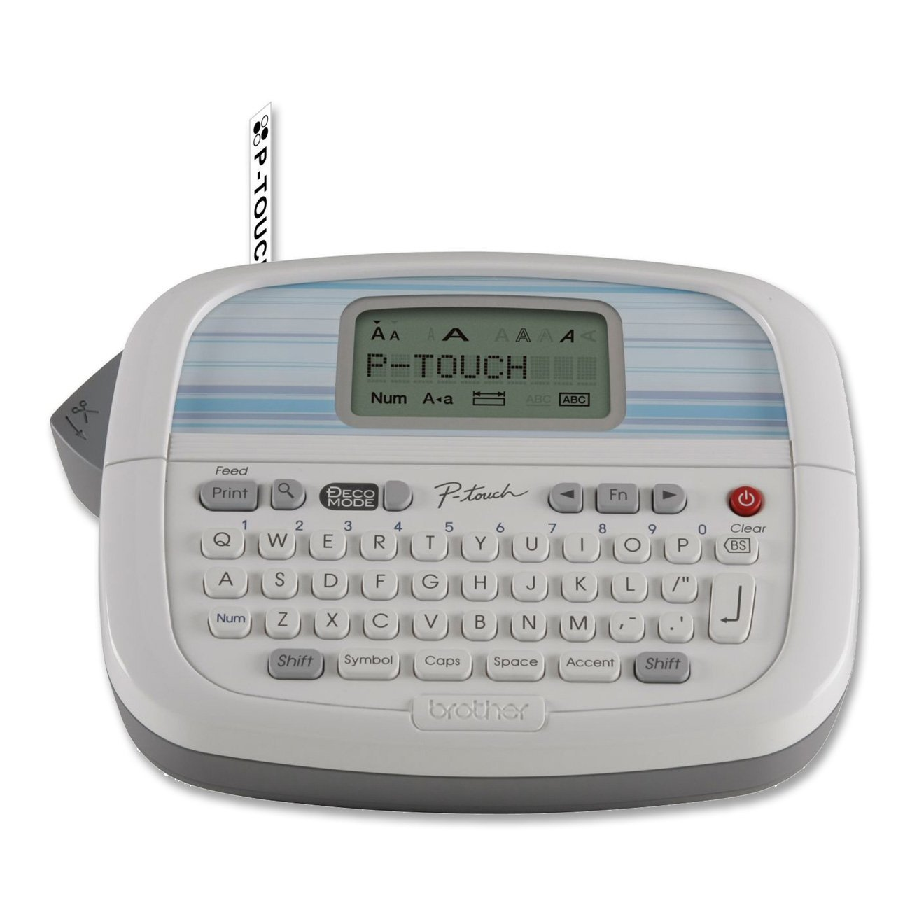 Brother P Touch Pt 90 Pt 1090 And Pt 1290 Label Makers