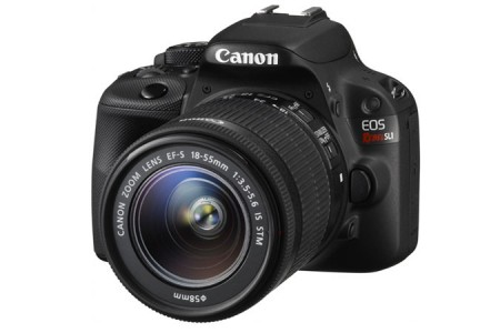 Canon EOS Rebel SL1 18Mpixel Compact DSLR 18-55 Lens Sale