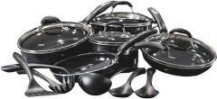 Cuisinart 15-piece Ceramic Cookware Sale