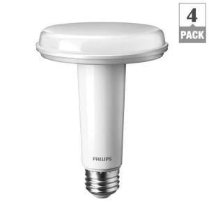 Philips silmstyle 65w equivalent LED light bulb 4 pack