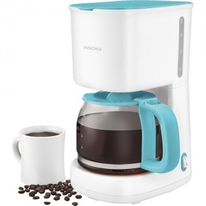Insignia 10 cup coffee maker