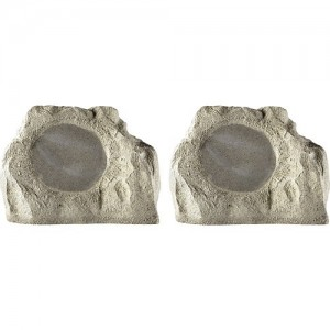 Insignia Simulated Rock outdoor speaker sale