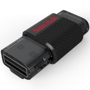 SanDisk Ultra 32GB Micro USB/ USB Flash On The Go Drive Sale