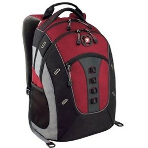 picture of Wenger Swiss Army Deluxe 16in Laptop Backpack Sale