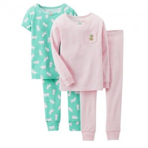 picture of Carter's 4x 2-pc Pajama Set Sale