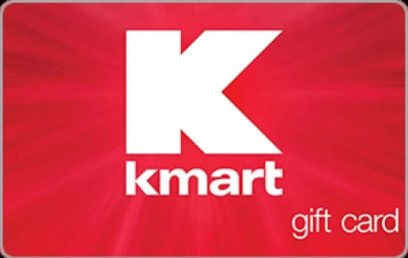 $50 Kmart Gift Card for only $42.50 – Email Delivery