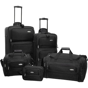 picture of Samsonite 5-Piece Nested Luggage Set Sale