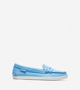 picture of Cole Haan Nantucket Canvas Loafers Sale