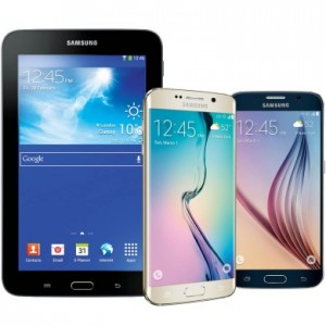 Samsung Galaxy S6 or S6 edge with Free Samsung Galaxy Tab 3 Lite 7 Tablet