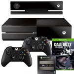 Xbox One Console + Call of Duty Ghosts + 12-Month Xbox Live Subscription Bundle