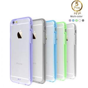 Ace 5 Pack Bumper Case for iPhone 6/6S Sale