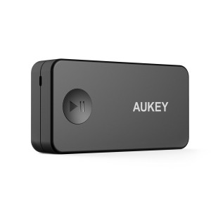 picture of Aukey Portable Bluetooth 3.0 Wireless Music Streaming Adapter Sale