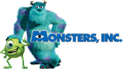 Free Monsters, Inc. Digital Movie
