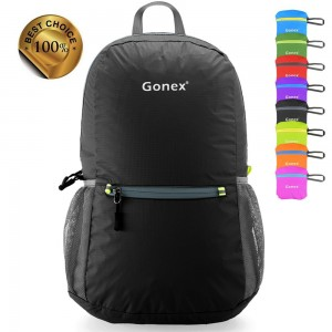 Gonex Ultra Lightweight Packable Backpack Sale
