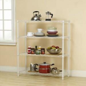 HDX 36″ 4-Tier Wire Shelf Sale