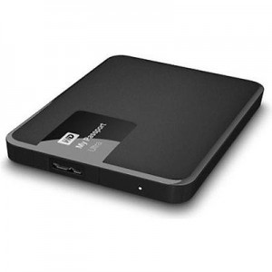 WD My Passport 3TB Portable hard drive