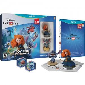 Disney Infinity Toy Box starter Pack Sale