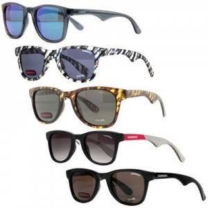 Carrera 6000 Wayfarer Unisex Sunglasses