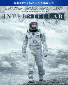 Interstellar [Blu-ray] Sale