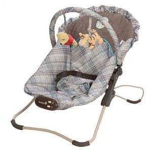 picture of Disney Winnie the Pooh Snug Fit Bouncer Seat Sale