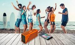 Urge Basics Cuatro Portable Wireless Bluetooth Speaker Sale