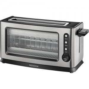 Insignia 2 Slice Toaster with Window Sale