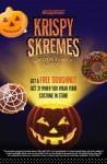 Krispy Kreme 10-31-15