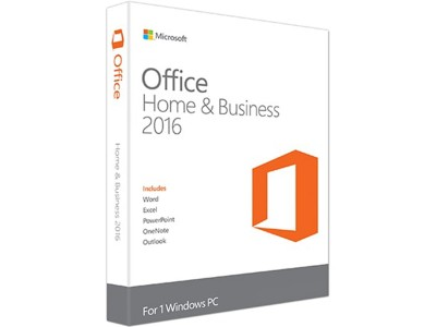 picture of Microsoft Office 2016 Home & Business Sale