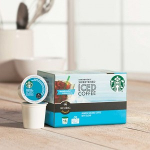 picture of Starbucks 96-ct Iced K-Cup Sale