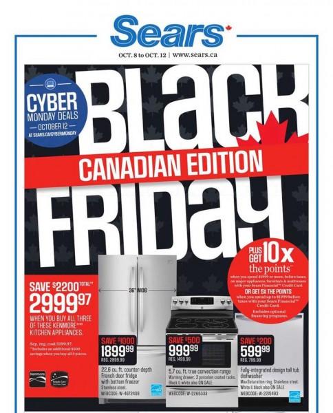 Sears Canada Black Friday 2015 Ad Scans Buyvia