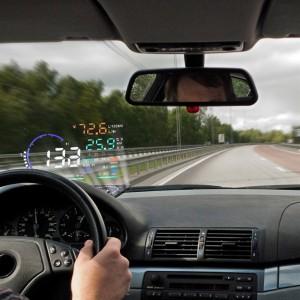 A8 5.5″ Car HUD Head Up Display Sale