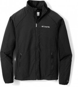 picture of Men's Columbia Five Alarm Soft Shell Jacket Closeout Sale