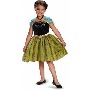 picture of Frozen Anna Classic Child Halloween Costume Sale